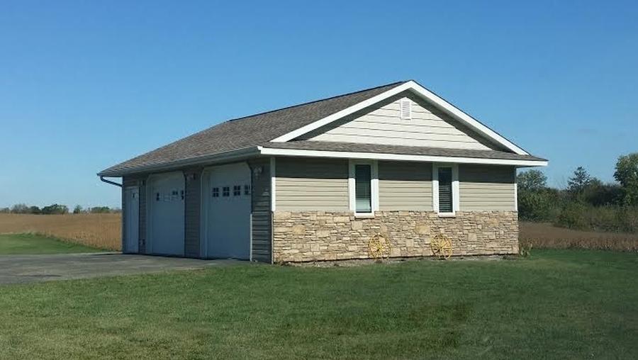 Outbuilding Garage Design Portfolio Trademark Home